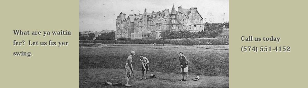 Ye Olde Golf Shoppe
